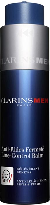 ClarinsВосстанавливающий и укрепляющий бальзам против морщин для любого типа кожи Men Anti-Rides Fermete, 50 мл Clarins