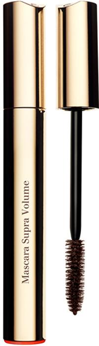 Clarins Тушь, увеличивающая объем ресниц Mascara Supra Volume 02, 8 мл clarins mascara volume