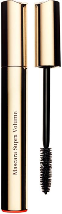Clarins Тушь, увеличивающая объем ресниц Mascara Supra Volume 01, 8 мл clarins supra volume set