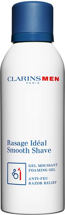 цена Clarins Пенящийся гель для бритья Men Rasage Ideal, 150 мл в интернет-магазинах