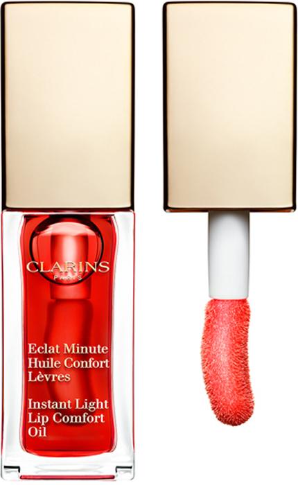 Clarins Масло-блеск для губ Eclat Minute, 03, 7 мл блеск для губ clarins clarins mp002xw0r9ug