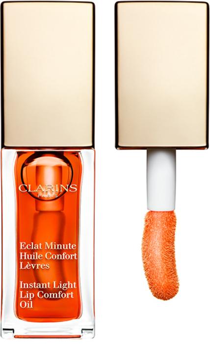 Clarins Масло-блеск для губ Eclat Minute, 05, 7 мл масло для тела clarins
