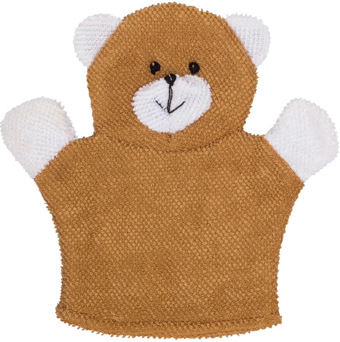 Roxy-kids Мочалка-рукавичка Baby Bear цена 2017
