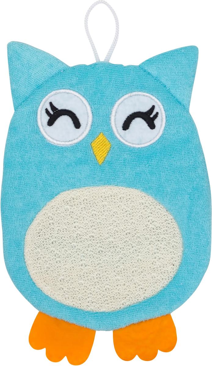 Roxy-kids Мочалка-рукавичка Baby Owl цена 2017