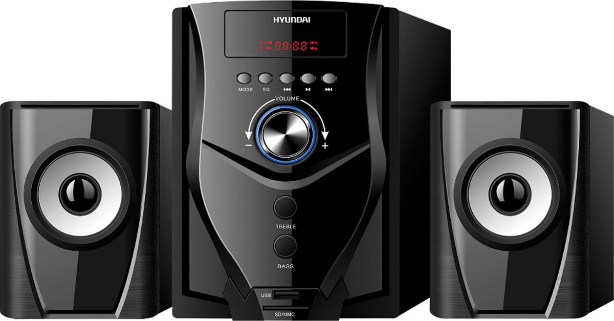 Комплект акустики Hyundai H-HA220 комплект профессиональной акустики fender passport conference page 6