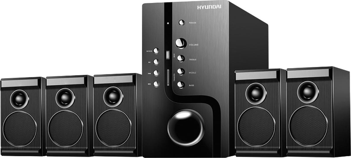 Комплект акустики Hyundai H-HA520 комплект профессиональной акустики fender passport conference page 6