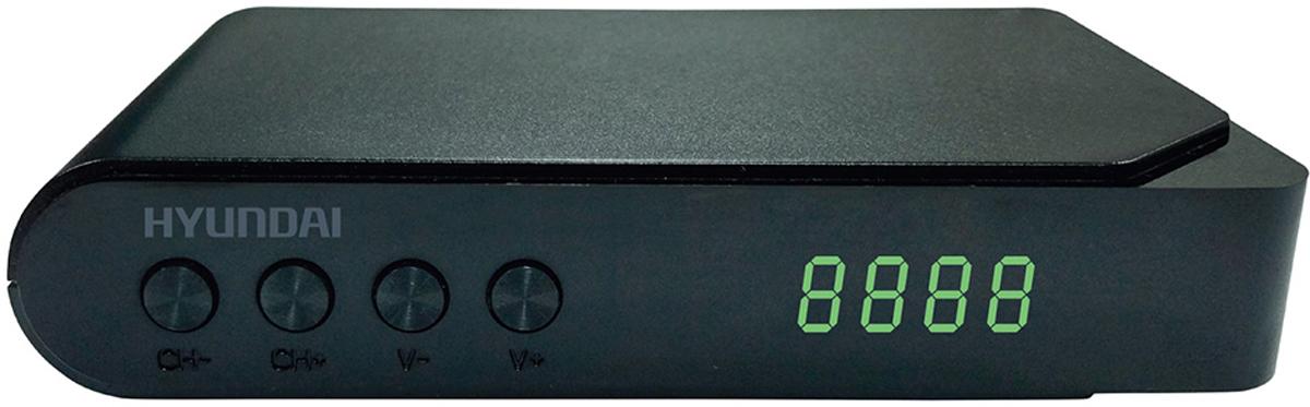 ТВ ресивер Hyundai H-DVB200 тв тюнер в пк
