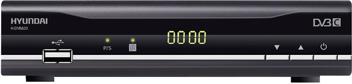 ТВ ресивер Hyundai H-DVB820 цена и фото