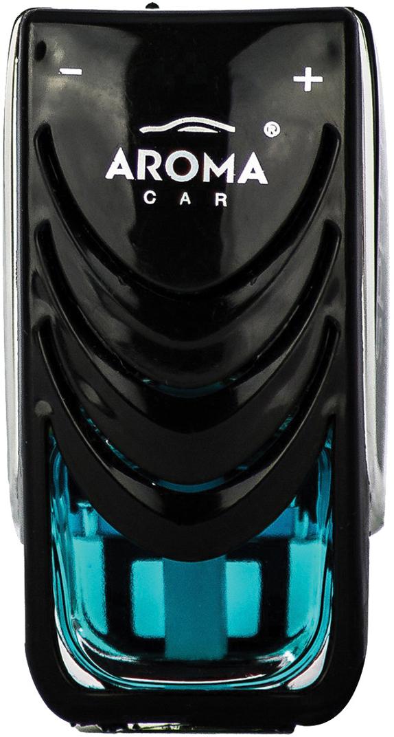 Ароматизатор автомобильный Aroma Car Speed Aqua, на дефлектор. AC92312 ароматизатор автомобильный fouette капучино на дефлектор