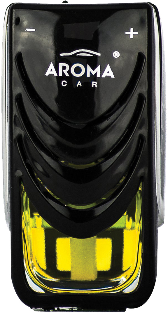 Ароматизатор автомобильный Aroma Car Speed Vanilla, на дефлектор. AC92318 ароматизатор автомобильный fouette капучино на дефлектор