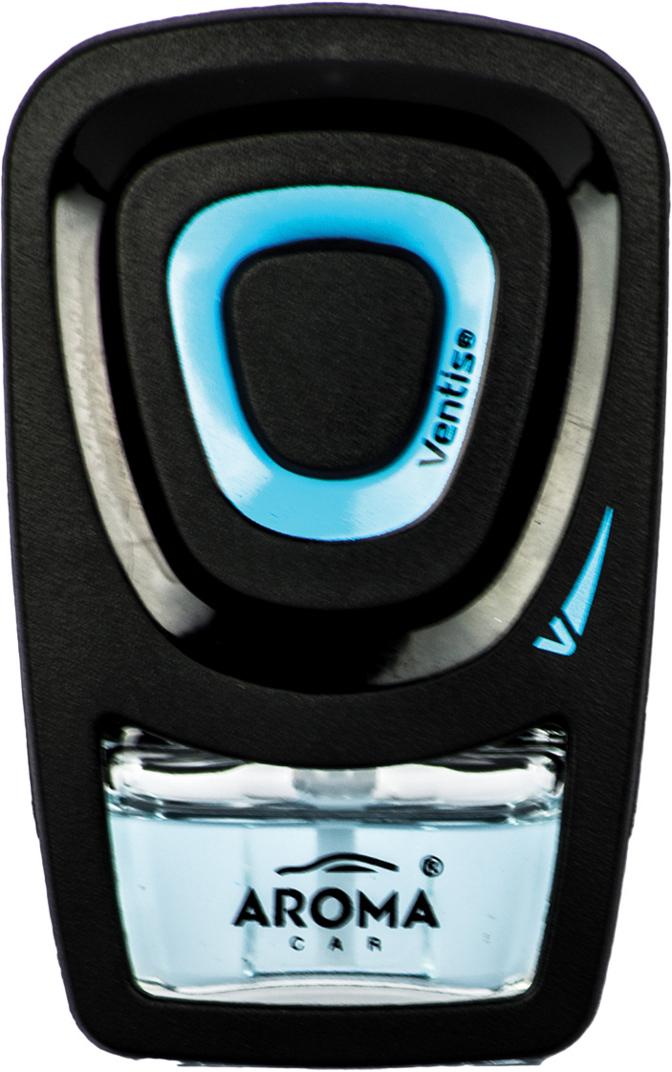 Ароматизатор автомобильный Aroma Car Ventis Calm Ocean, на дефлектор. AC92914 ароматизатор автомобильный fouette капучино на дефлектор
