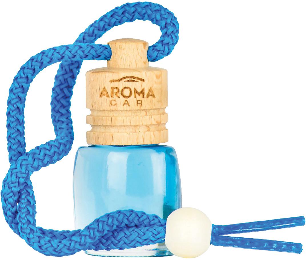 Ароматизатор автомобильный Aroma Car Wood Aqua, подвесной. AC92039 ароматизатор автомобильный aroma car intenso perfume aqua blue подвесной ac92171