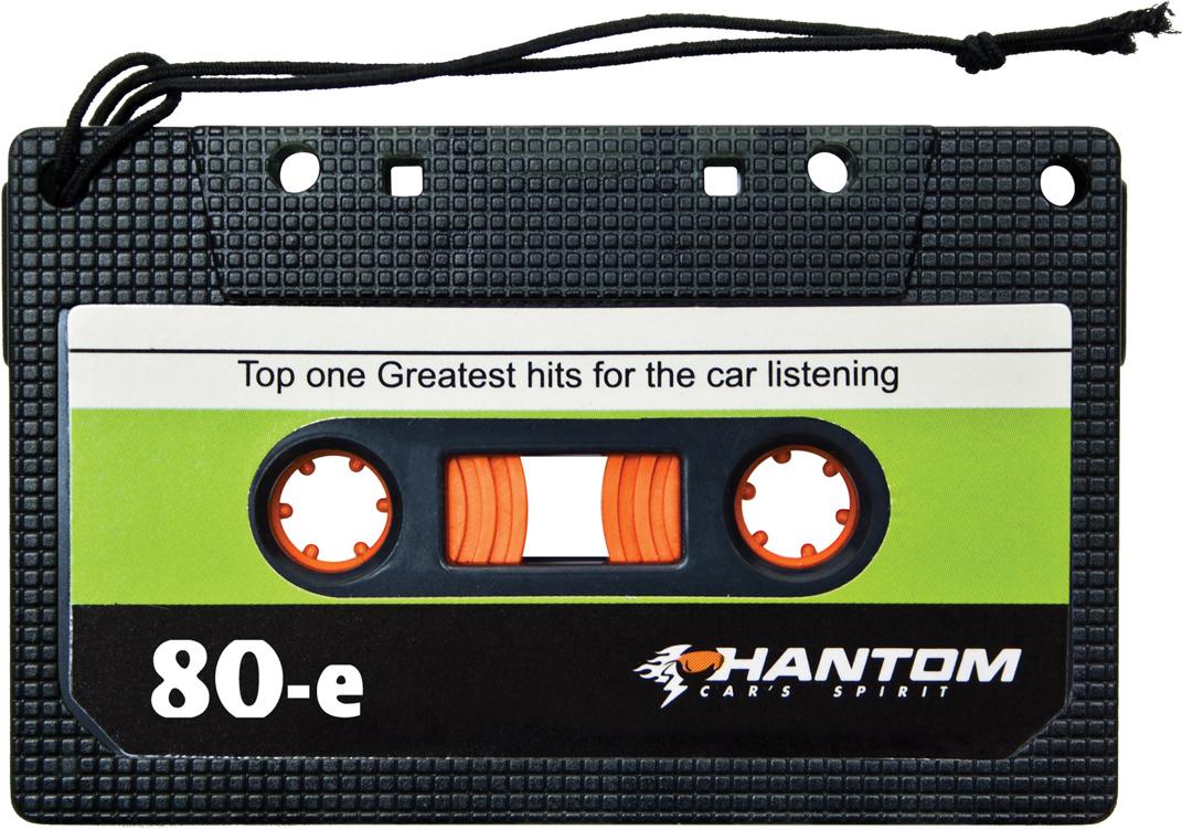 Ароматизатор автомобильный Phantom Stereo. Ваниль, подвесной. PH3650 ароматизатор phantom stereo новая машина