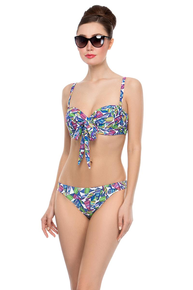 Купальник раздельный Charmante купальник раздельный женский charmante цвет разноцветный wp 171801 размер 36 42