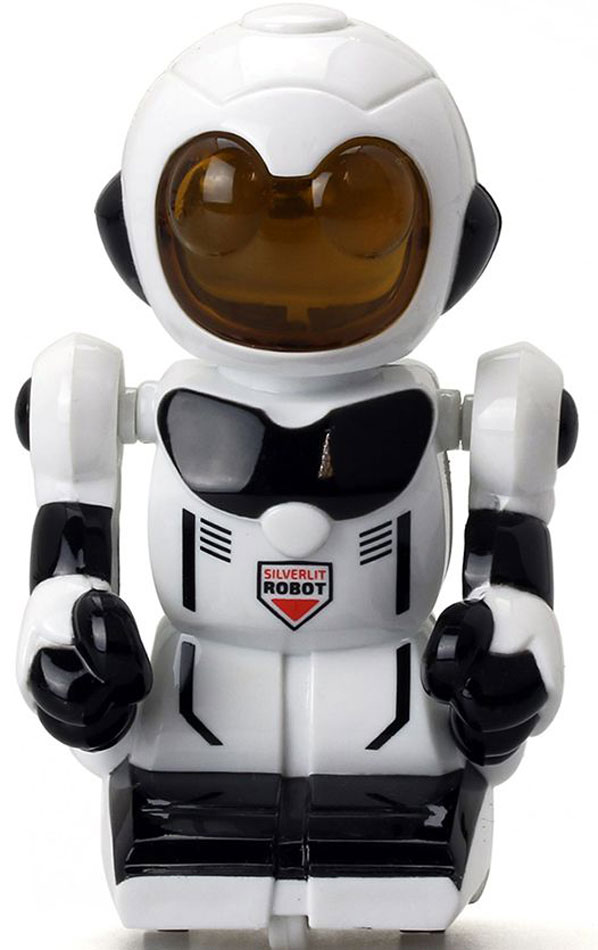 Silverlit Робот Мини Палз гироскутер мини робот