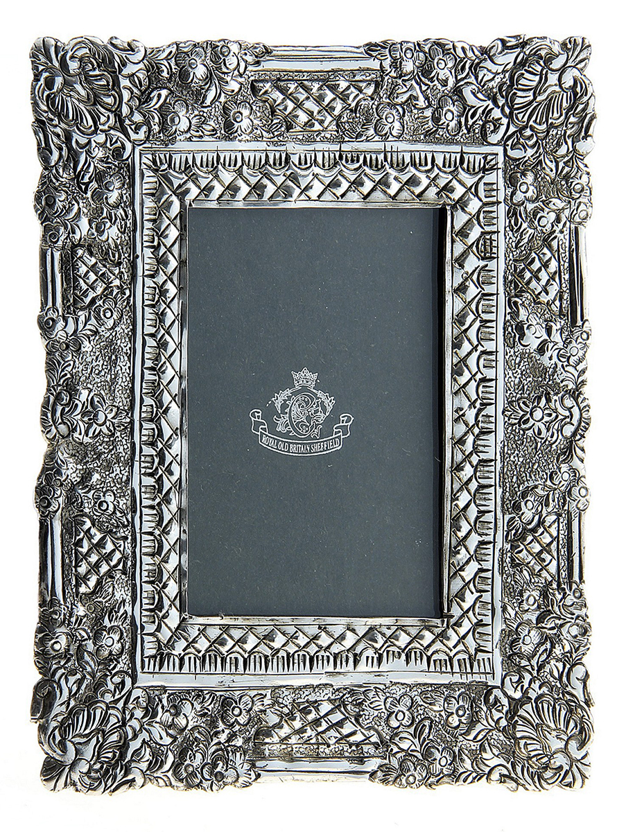 "Фоторамка ""Silver frame"", 7,5 х 10 см. 105911"