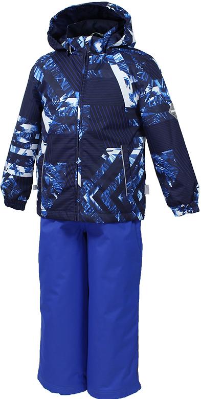 Комплект верхней одежды Huppa комплект верхней одежды детский huppa yoko куртка брюки цвет синий 41190004 93335 размер 80