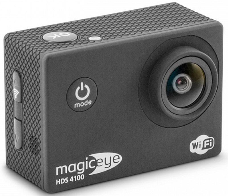 Gmini MagicEye HDS4100, Black экшн-камера экшен камера gmini magiceye hds4000 silver