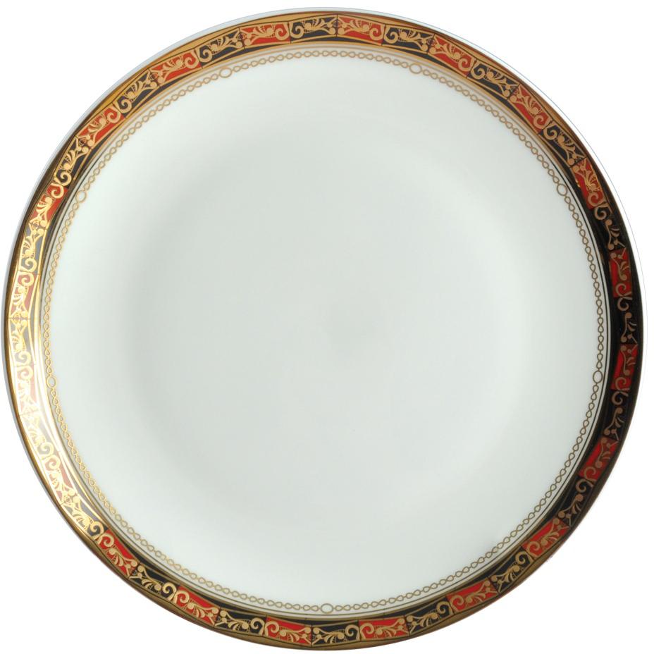 "Тарелка глубокая Royal Aurel ""Дерби"", диаметр 20 см"