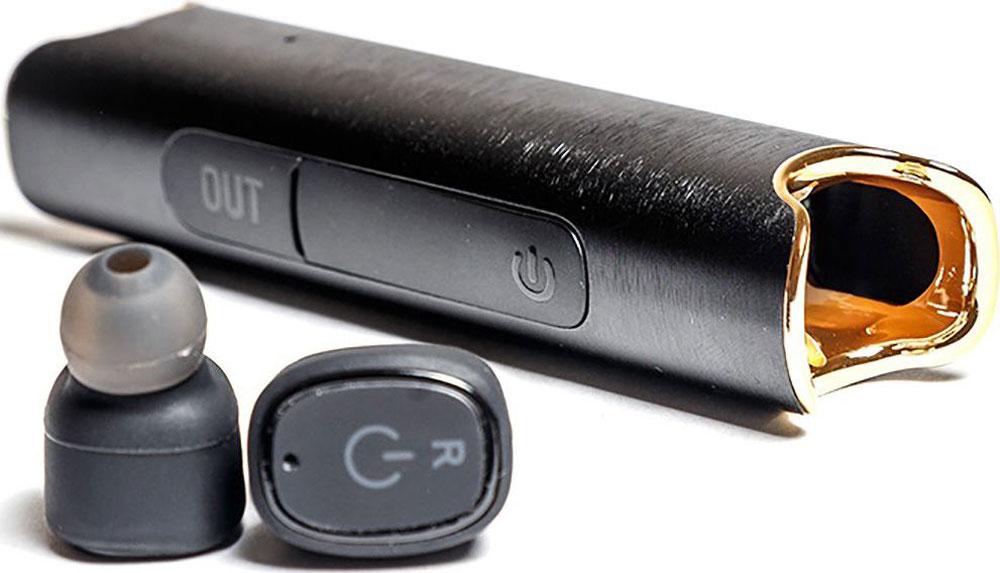 Mettle TWS-S2, Black беспроводные наушники беспроводные наушники mettle a8 5 0 black