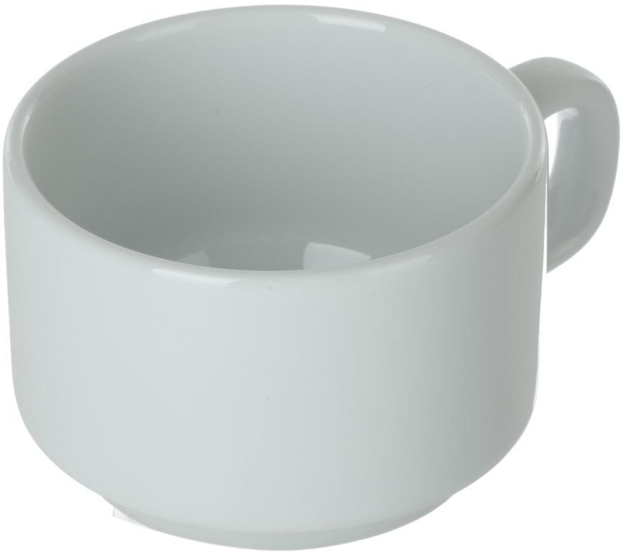 "Чашка чайная ""Nuova Cer"", цвет: белый, 200 мл. РП-0273"