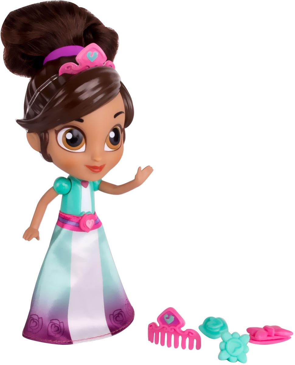 Nella Игровой набор с куклой Создай модный образ Принцесса Нелла с аксессуарами