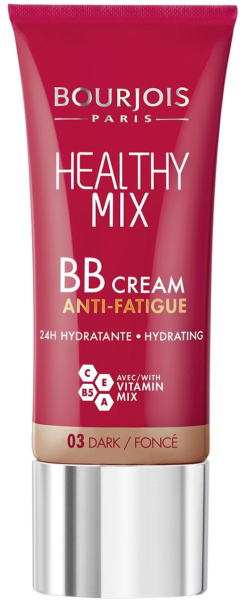 Bourjois BB-Крем Healthy Mix Тон №3, 30 мл