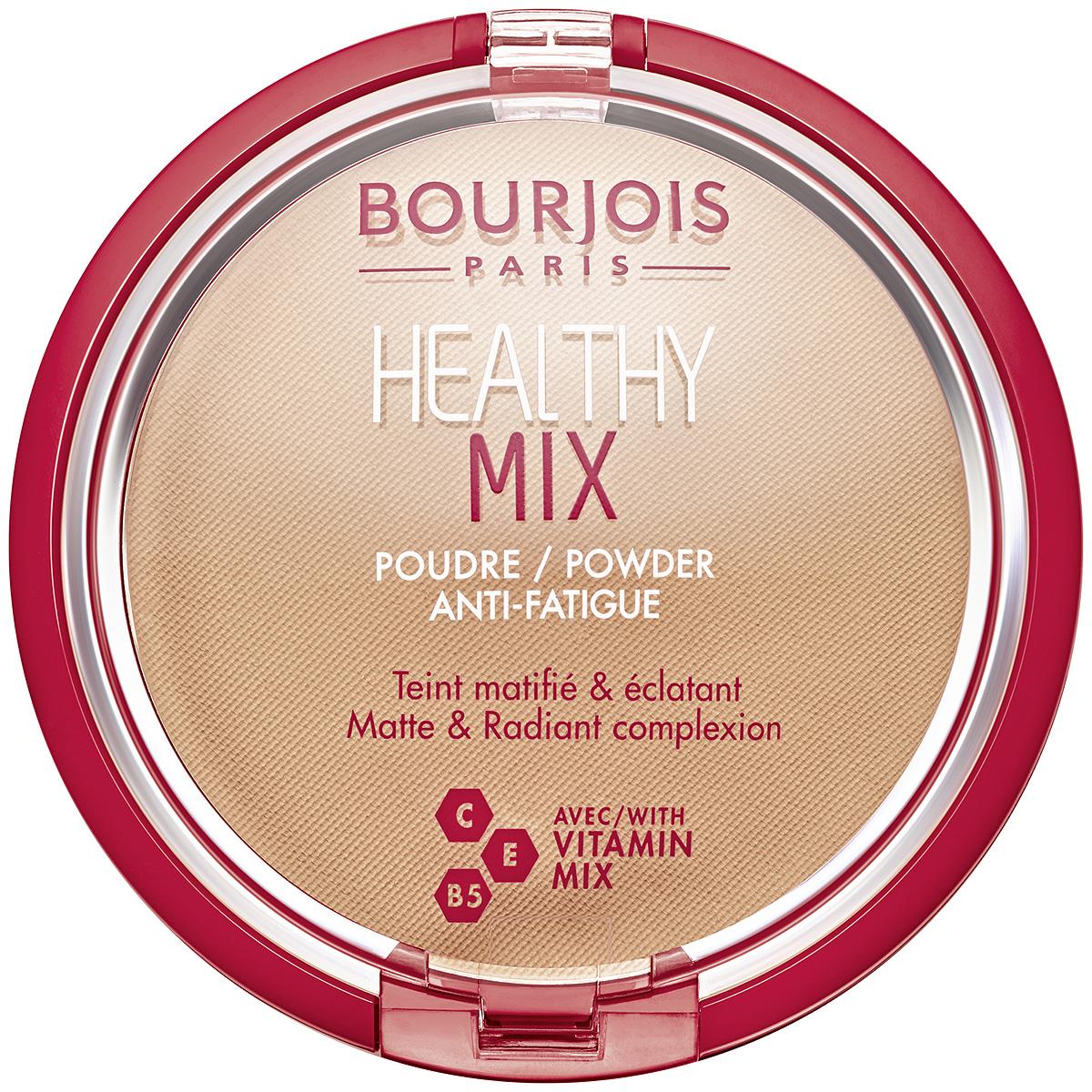Bourjois Пудра Healthy Mix Тон №4, 11 г