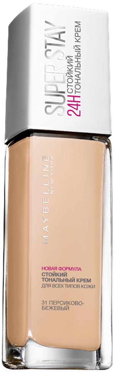 Maybelline New York Суперстойкий тональный крем для лица