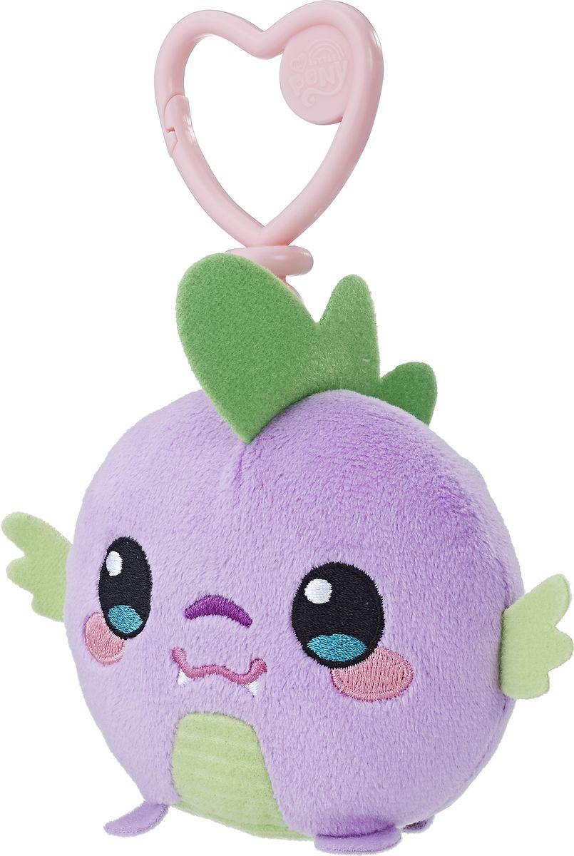 My Little Pony Мягкая игрушка-брелок Спайк Дракон игрушка брелок plants vs zombies подсолнух