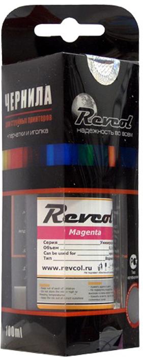 Фото - Revcol R-E-0,1-MD Magenta, чернила для принтеров Epson, 100 мл [супермаркет] jingdong геб scybe фил приблизительно круглая чашка установлена в вертикальном положении стеклянной чашки 290мла 6 z