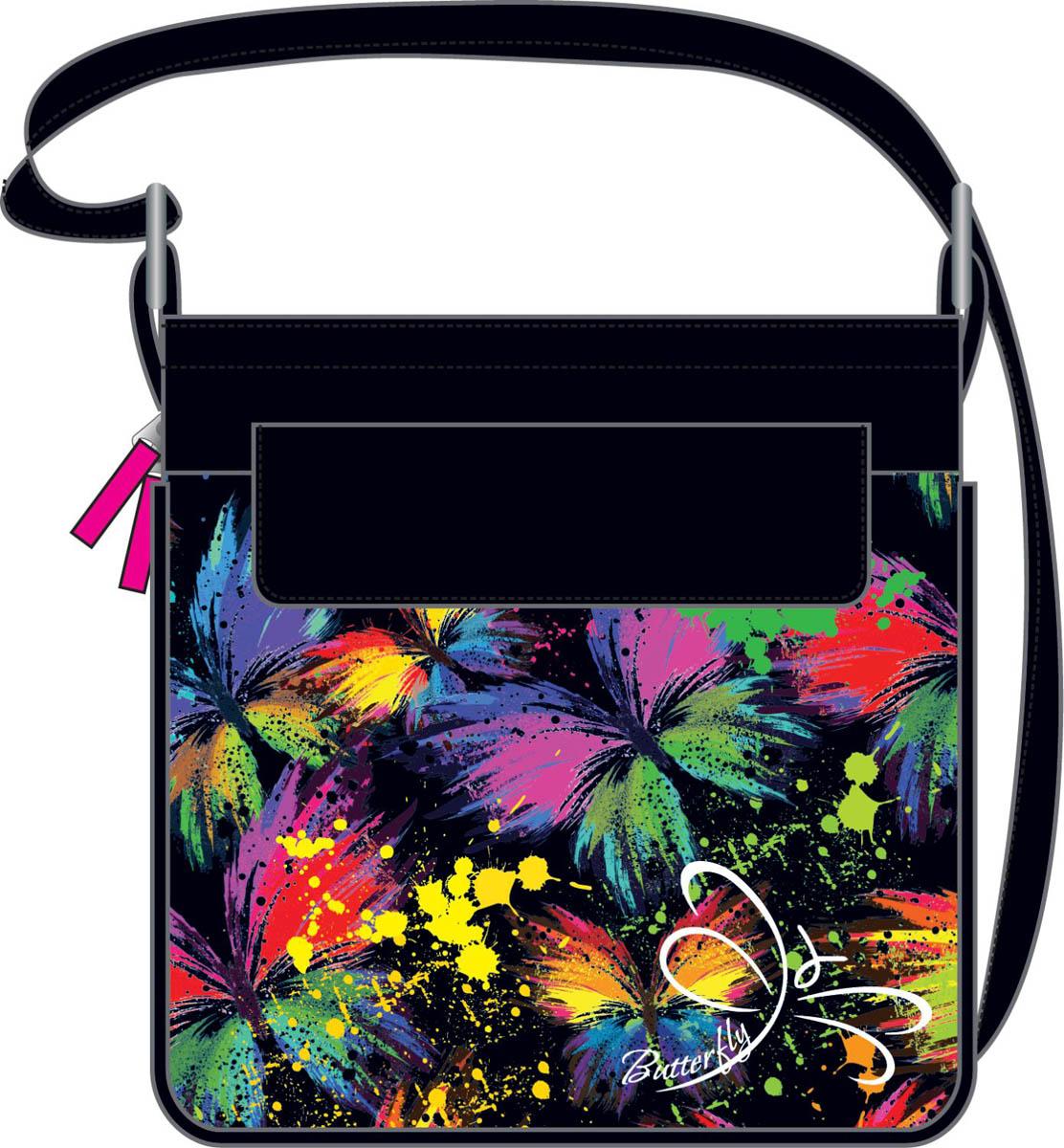 Сумка школьная ErichKrause Neon школьные рюкзаки grizzly сумка школьная md 538 3