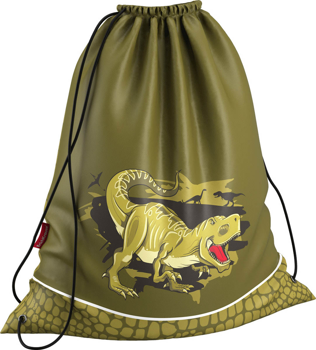 Мешок для обуви ErichKrause Dinosaurs