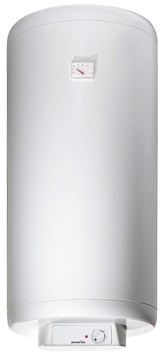 Водонагреватель Gorenje GBFU80B6, накопительный, белый