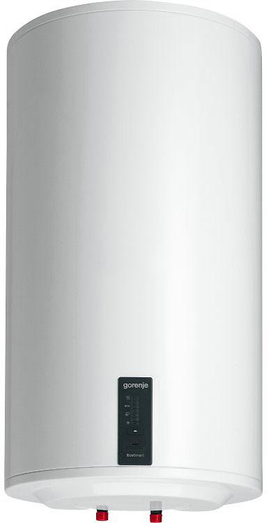 Водонагреватель накопительный электрический Gorenje GBFU80SMB6, 80 л, белый