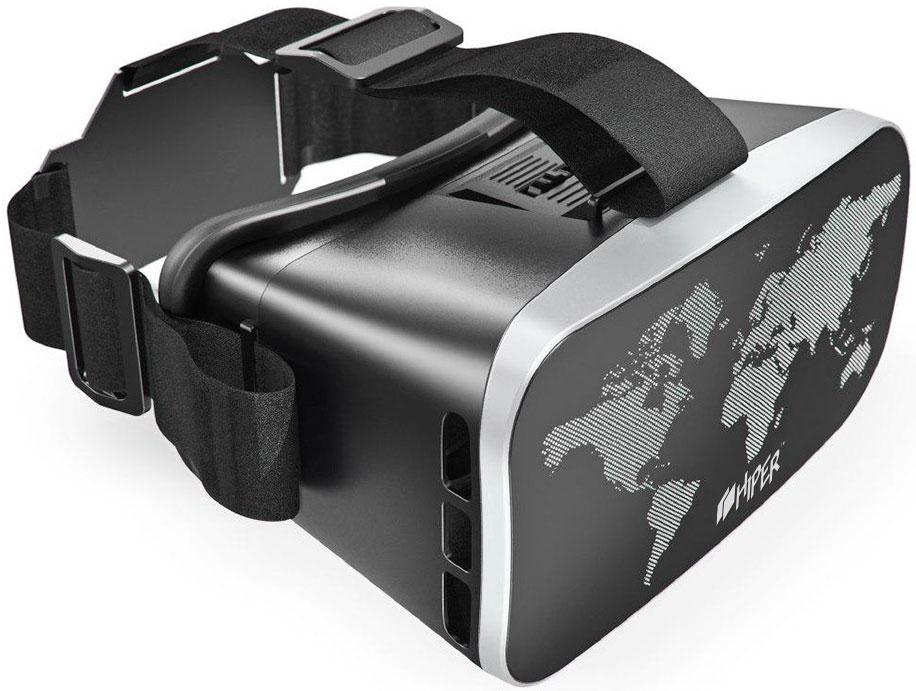 HIPER VRW, Black очки виртуальной реальности цена и фото