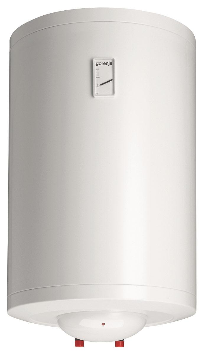 Водонагреватель накопительный электрический Gorenje TGU100NGB6, 100 л, белый