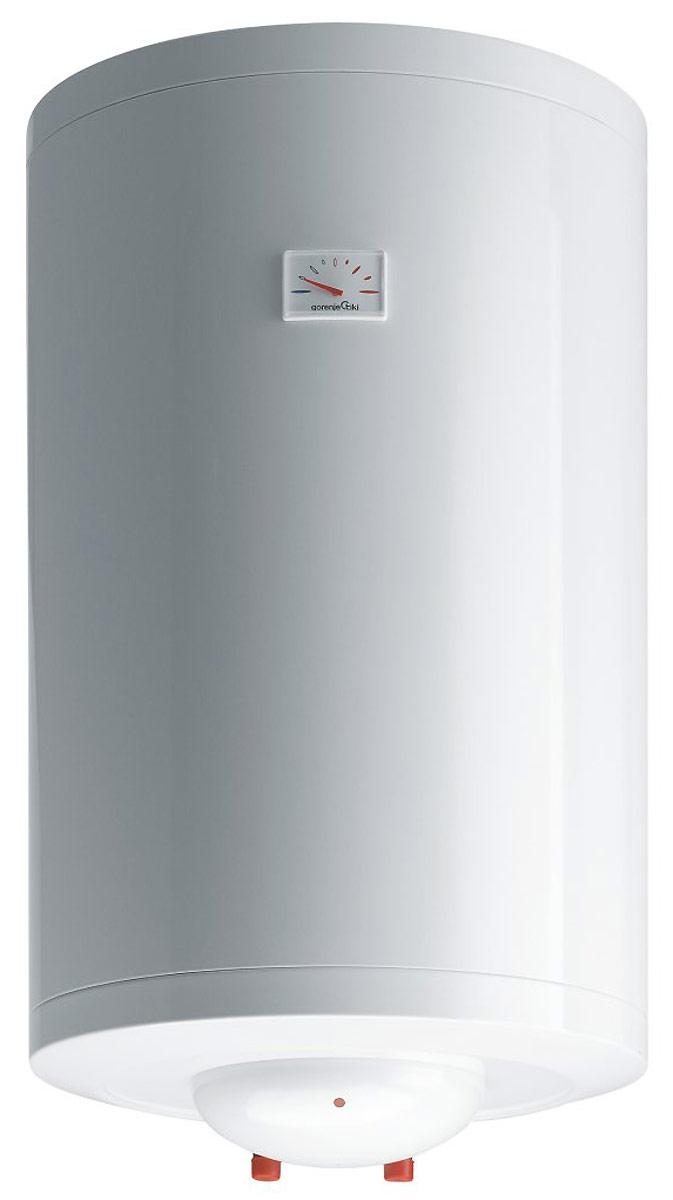 Водонагреватель накопительный электрический Gorenje TGU150NGB6, 150 л, белый