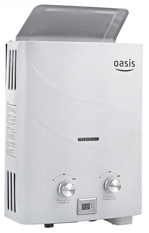 Oasis B-12W водонагреватель проточный цена