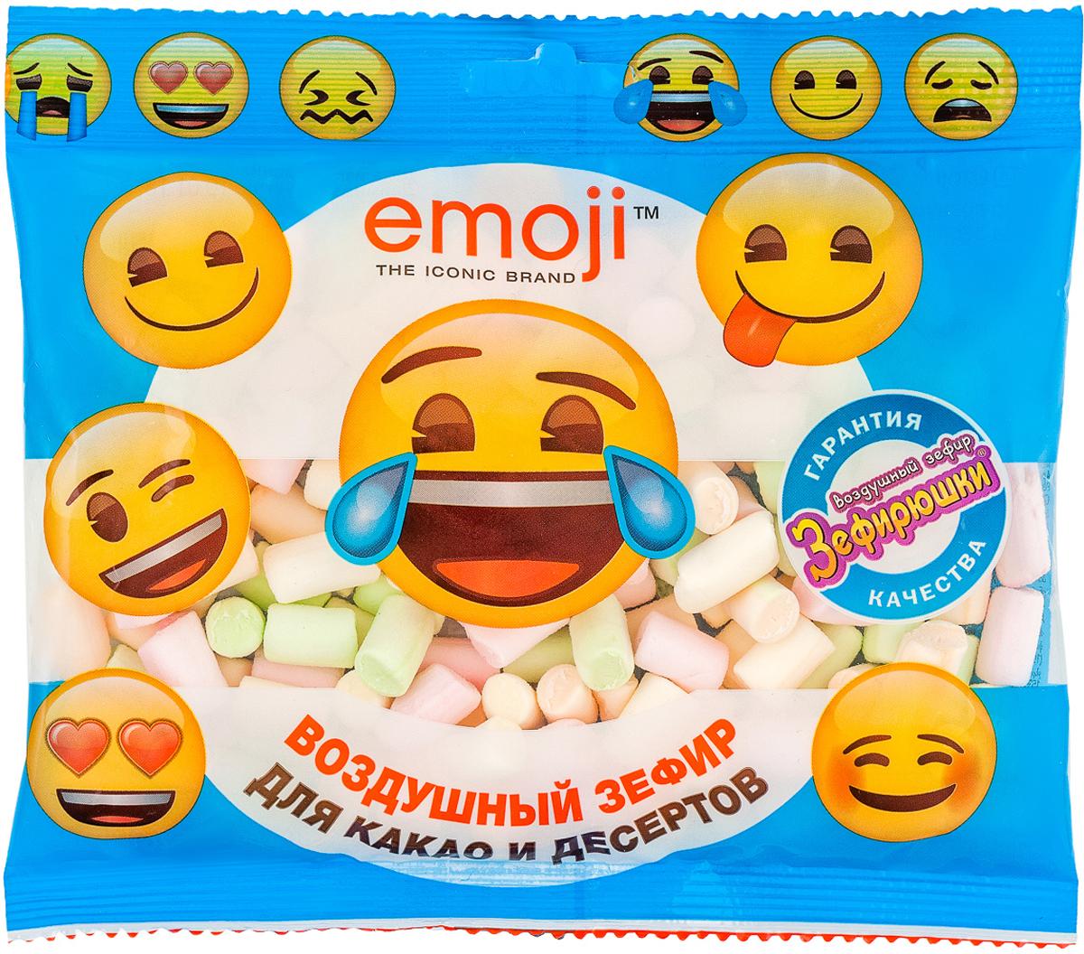 Сладкая Сказка Emoji воздушный зефир, 40 г цены онлайн