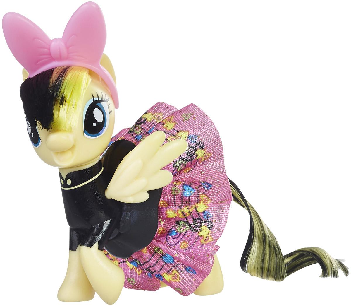 My Little Pony Фигурка Пони Серенада в блестящей юбке цена и фото