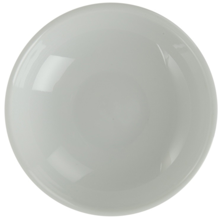 """Блюдце для соуса """"Nuova Cer"""", цвет: белый, диаметр 9 см"""