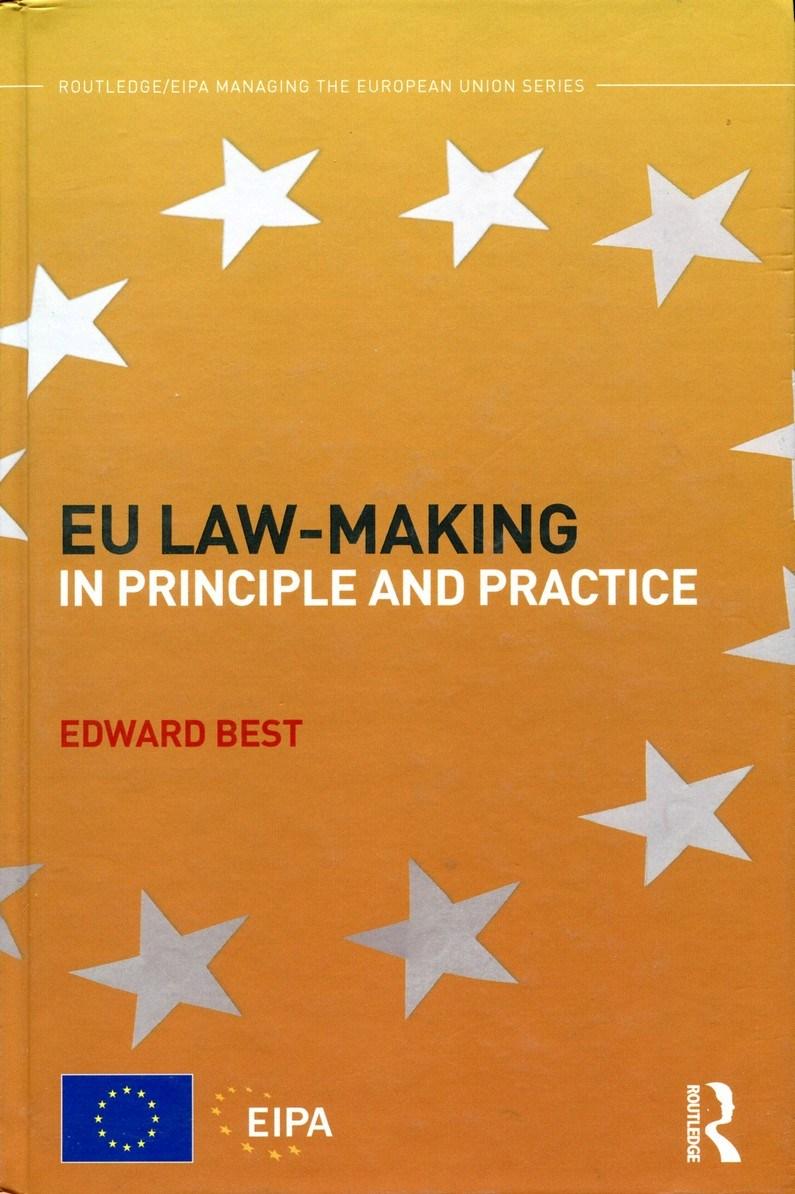 Edward Best EU Law-making in principle and practice eu and nagorno karabakh