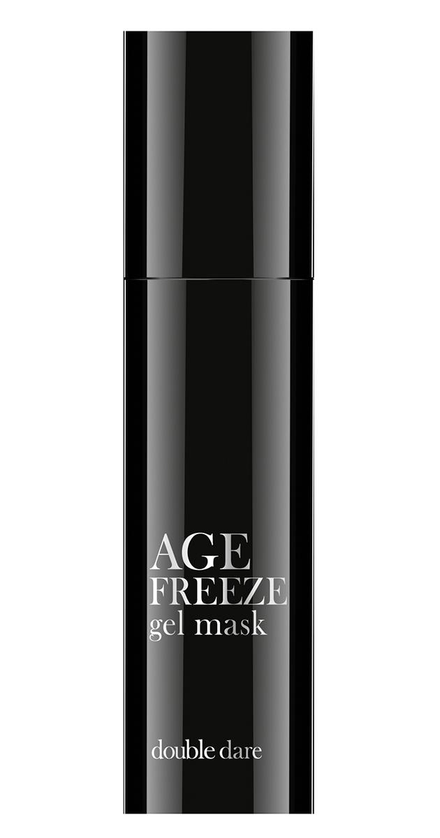 Double Dare Age Freeze Застывающая гелевая маска с лифтинг-эффектом маска на лицо с черепом