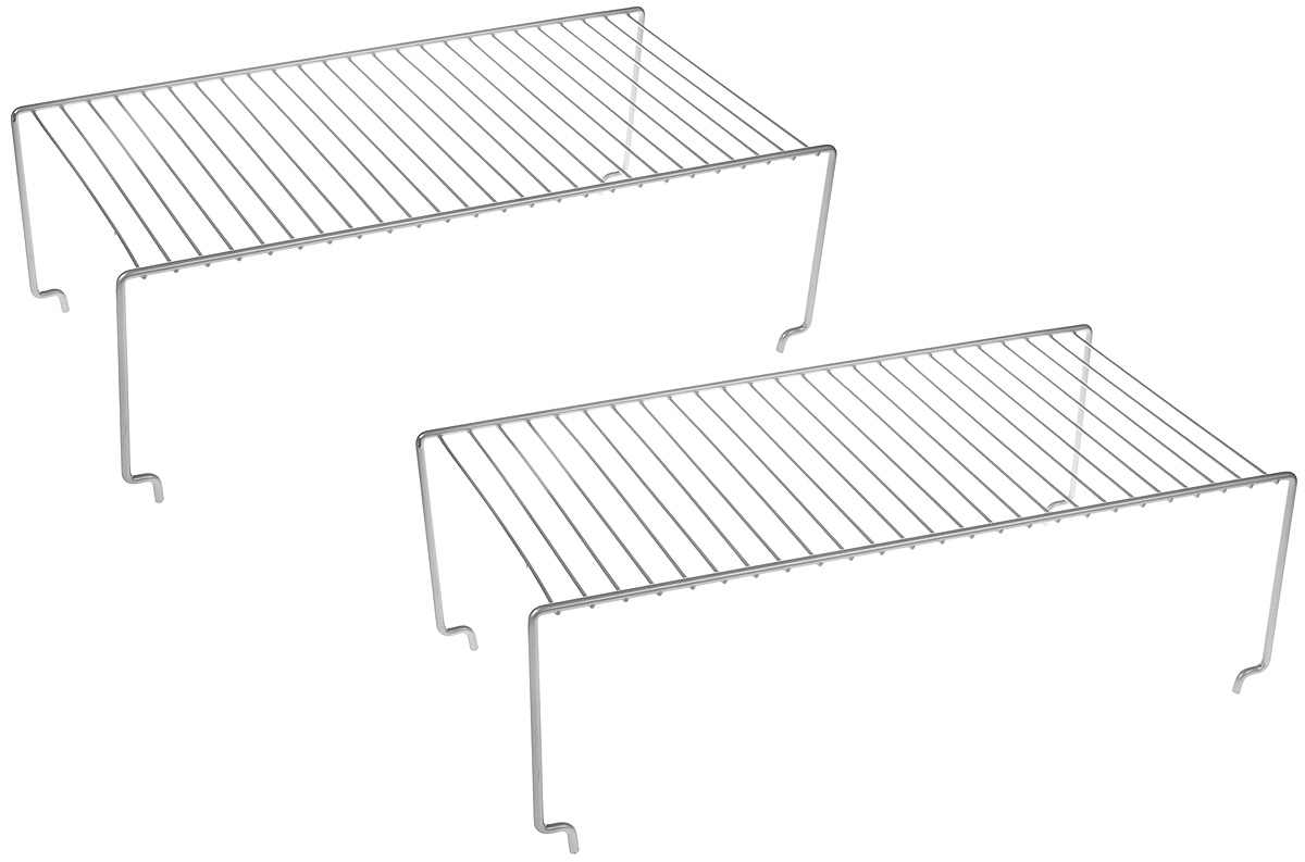 Полка кухонная Metaltex, 2 шт