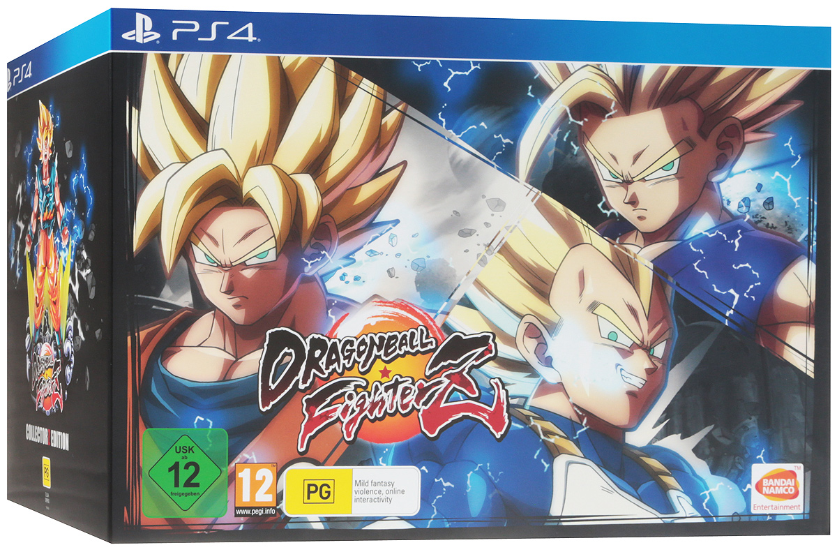 Dragon Ball FighterZ. CollectorZ Edition (PS4)