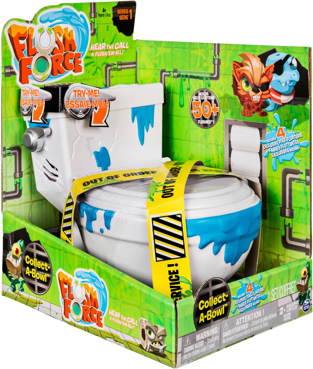 Flush Force Игровой набор Туалет-коллектор