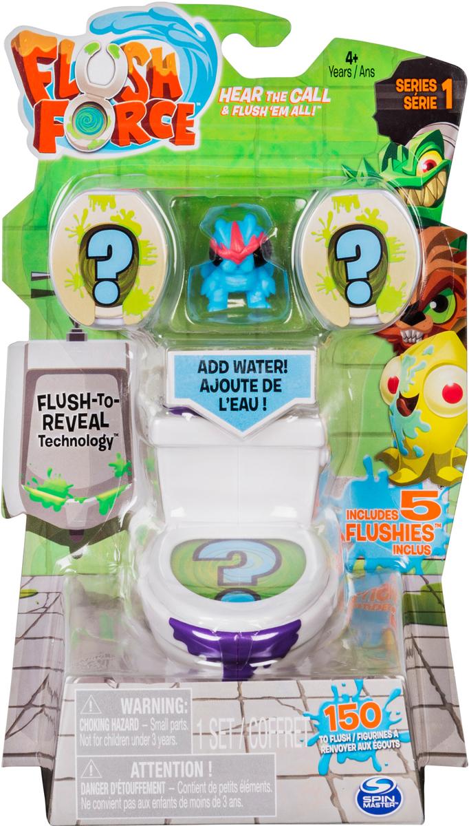 Flush Force Набор коллекционных фигурок 5 шт коллекционные фигурки 5 штук flush force 38801