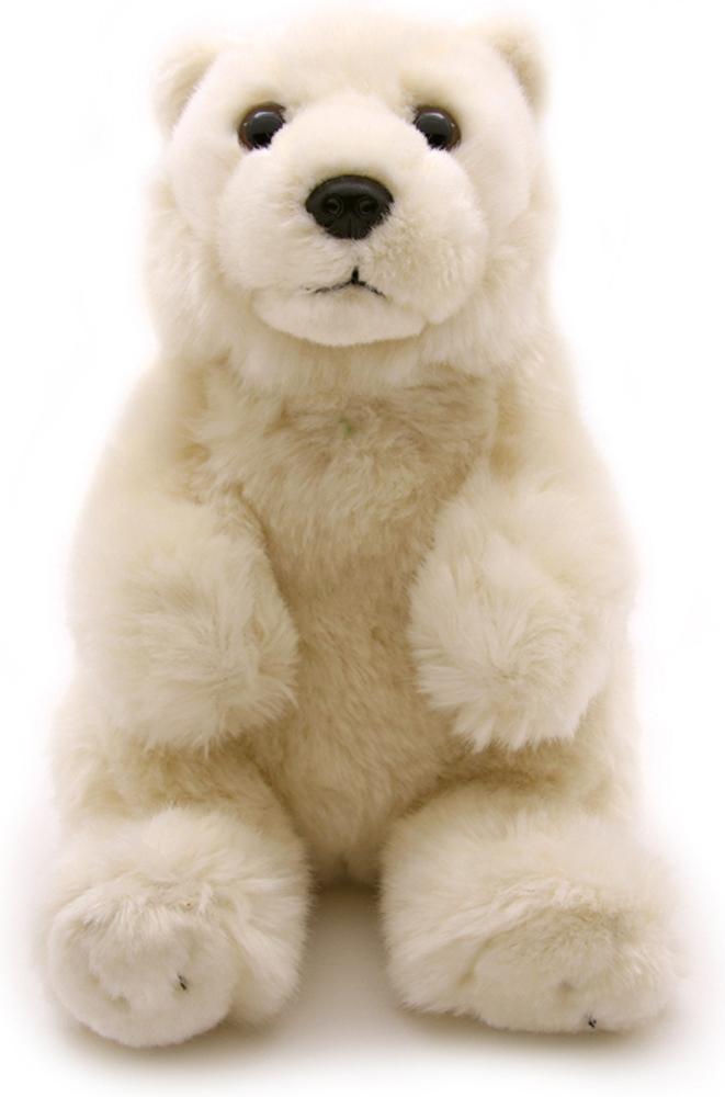 WWF Мягкая игрушка Медведь полярный 23 см