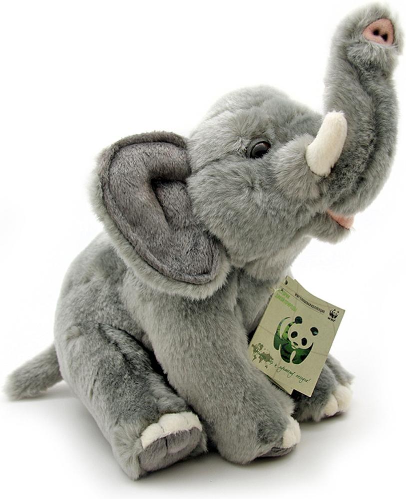 WWF Мягкая игрушка Слон 23 см